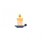 Candle Lantern holder 燭台