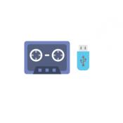 Tape to MP3 Converter 磁帶與MP3轉換器