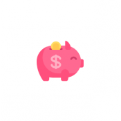 Money Box / Saving Bank 錢箱