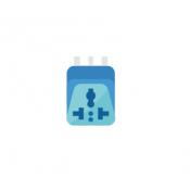 Travel Adapter 旅行插座